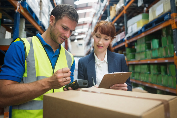 Use of Warehouse Anywhere in the Service Industry