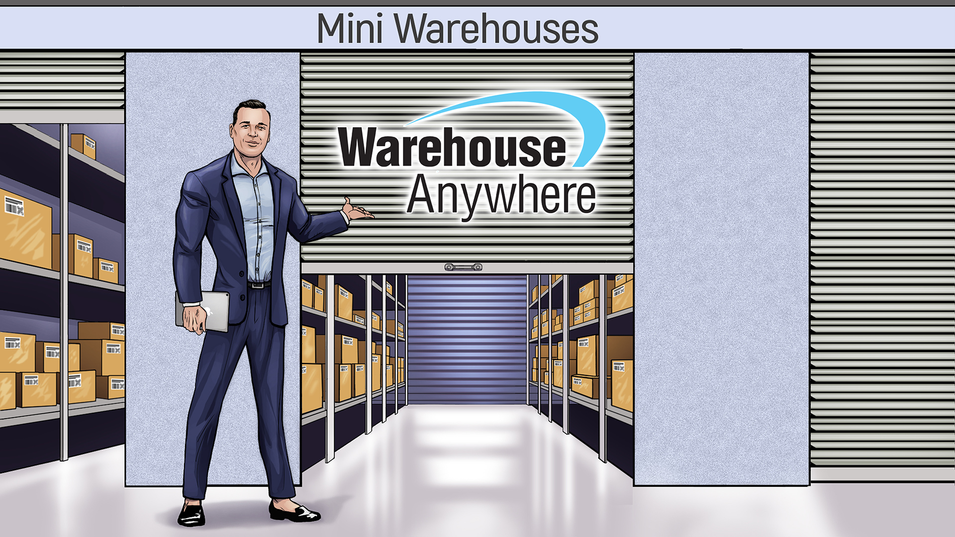 Mini Warehouse Solutions - Warehouse Anywhere